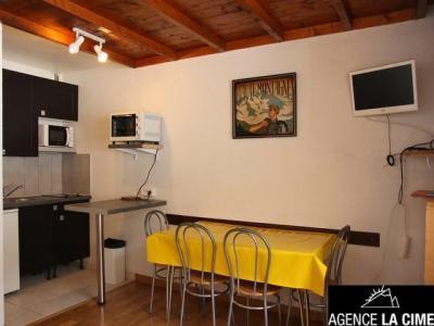 Location au ski Studio 4 personnes (307) - La Residence Le Lac Blanc - Val Thorens - Lits superposés