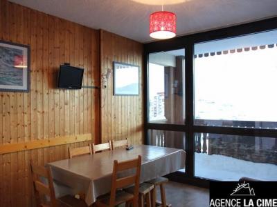 Location au ski Appartement 2 pièces cabine 6 personnes (703) - La Residence Le Lac Du Lou - Val Thorens - Canapé
