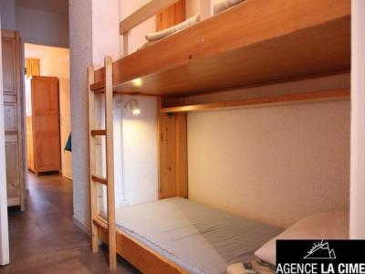 Location au ski Appartement 2 pièces cabine 6 personnes (703) - La Residence Le Lac Du Lou - Val Thorens - Lit double