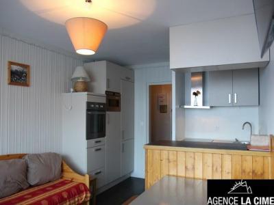 Location au ski Appartement 5 pièces cabine 10 personnes (409) - La Residence Le Lac Du Lou - Val Thorens - Canapé