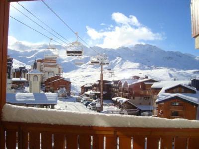 Location au ski Appartement 3 pièces cabine 6 personnes (313) - La Residence Le Lac Du Lou - Val Thorens - Extérieur hiver