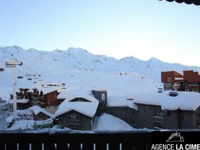 Location au ski Appartement 5 pièces cabine 10 personnes (409) - La Residence Le Lac Du Lou - Val Thorens - Extérieur hiver