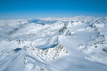 Location au ski Appartement 2 pièces cabine 6 personnes (703) - La Residence Le Lac Du Lou - Val Thorens - Plan