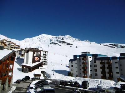 Location au ski Studio cabine 5 personnes (211) - La Residence Le Schuss - Val Thorens