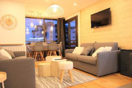 Location au ski Appartement 3 pièces coin nuit 6 personnes (108) - La Résidence le Schuss