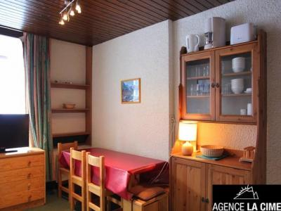 Location au ski Studio cabine 5 personnes (002) - La Residence Le Schuss - Val Thorens - Kitchenette