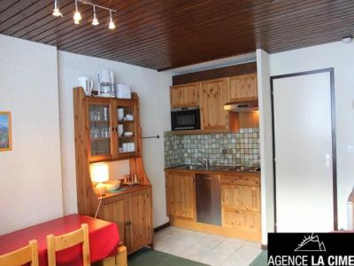 Location au ski Studio cabine 5 personnes (002) - La Residence Le Schuss - Val Thorens - Lits superposés