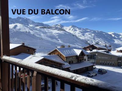 Location au ski Studio duplex 4 personnes (332) - La Residence Le Silveralp - Val Thorens - Extérieur hiver