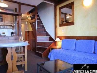 Location au ski Studio duplex 4 personnes (332) - La Residence Le Silveralp - Val Thorens - Table