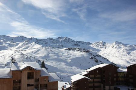 Аренда на лыжном курорте Квартира студия кабина для 4 чел. (1501) - La Résidence les Cîmes de Caron - Val Thorens