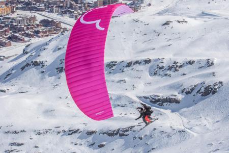 Аренда на лыжном курорте La Résidence les Cîmes de Caron - Val Thorens