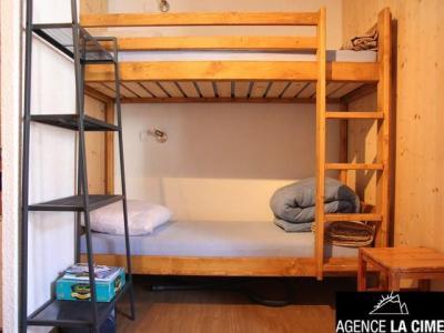 Location au ski Studio cabine 4 personnes (1107) - La Residence Les Cimes De Caron - Val Thorens - Lits superposés