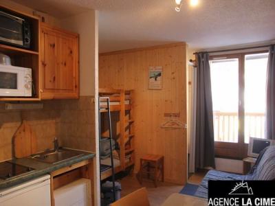 Location au ski Studio cabine 4 personnes (1107) - La Residence Les Cimes De Caron - Val Thorens - Séjour