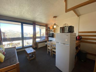 Аренда на лыжном курорте Квартира студия для 4 чел. (47) - La Résidence les Glaciers - Val Thorens