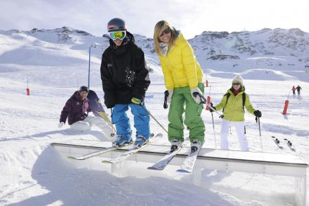 Аренда на лыжном курорте Квартира студия для 4 чел. (34) - La Résidence les Glaciers - Val Thorens