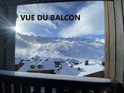 Location Val Thorens : La Résidence les Lauzières hiver