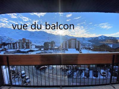 Location au ski La Residence Les Neves - Val Thorens - Extérieur hiver