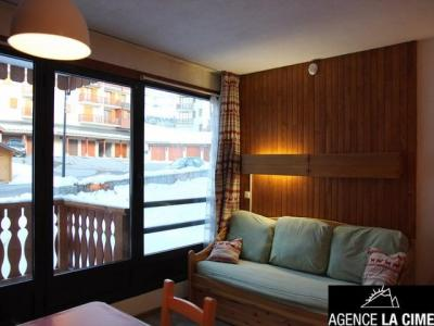Location au ski Studio 4 personnes (109) - La Residence Les Neves - Val Thorens - Séjour
