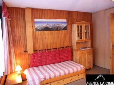 Location au ski Studio 4 personnes (113) - La Residence Les Neves - Val Thorens - Séjour