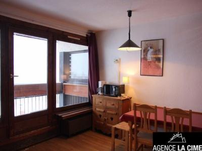 Location au ski Studio 4 personnes (153) - La Residence Les Neves - Val Thorens - Coin repas