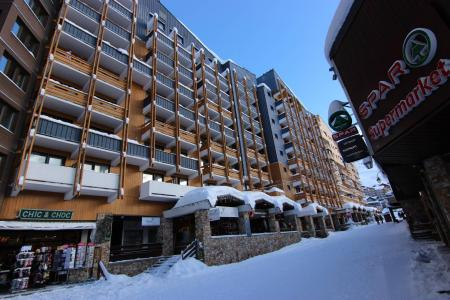 Location Val Thorens : La Résidence les Olympiades hiver