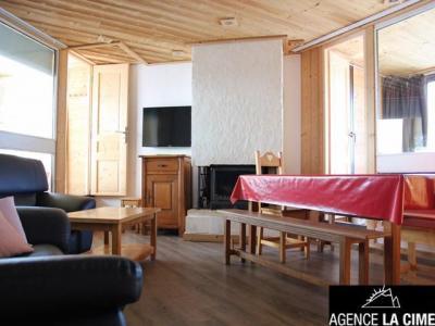 Location au ski Appartement 5 pièces 8 personnes (M9) - La Residence Serac - Val Thorens - Canapé