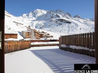 Location au ski Appartement 5 pièces 8 personnes (M9) - La Residence Serac - Val Thorens - Véranda