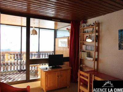 Location au ski Studio 4 personnes (V5) - La Residence Serac - Val Thorens - Véranda