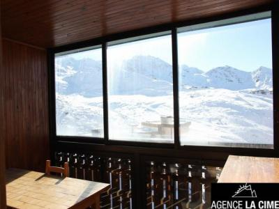 Location au ski Studio 6 personnes (J9) - La Residence Serac - Val Thorens - Lits superposés