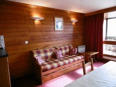 Location au ski Studio 6 personnes (J9) - La Residence Serac - Val Thorens - Tv