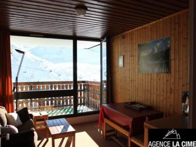 Location au ski Studio cabine 4 personnes (T6) - La Residence Serac - Val Thorens - Appartement