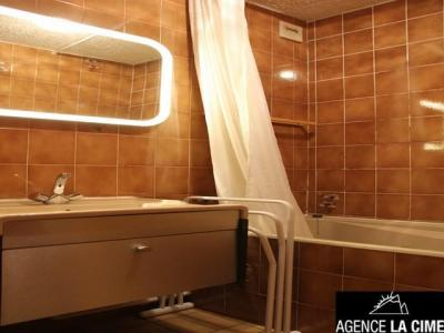 Location au ski Studio cabine 4 personnes (T6) - La Residence Serac - Val Thorens - Table basse