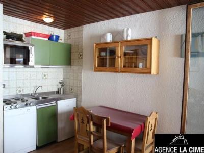 Location au ski Studio coin montagne 4 personnes (Z8) - La Residence Serac - Val Thorens - Canapé-gigogne