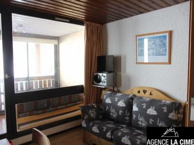 Location au ski Studio coin montagne 4 personnes (Z8) - La Residence Serac - Val Thorens - Kitchenette