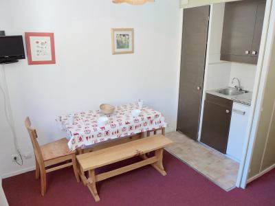 Rent in ski resort 1 room apartment 2 people (10) - La Roche Blanche - Val Thorens - Apartment