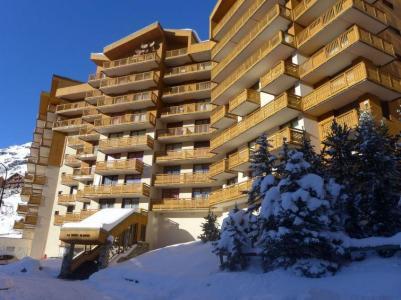 Rent in ski resort La Roche Blanche - Val Thorens - Winter outside