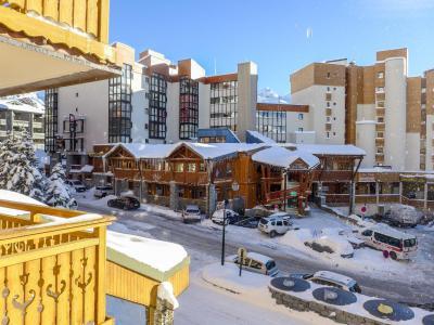 Rent in ski resort 1 room apartment 4 people (4) - La Roche Blanche - Val Thorens