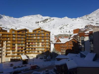 Rent in ski resort 1 room apartment 3 people (18) - La Vanoise - Val Thorens - Apartment