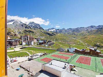 Rent in ski resort 2 room apartment 5 people (5) - La Vanoise - Val Thorens - Apartment