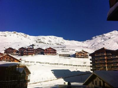 Rent in ski resort 2 room apartment 4 people (19) - La Vanoise - Val Thorens - Winter outside