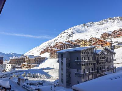 Location au ski Appartement 1 pièces 3 personnes (16) - La Vanoise - Val Thorens - Appartement