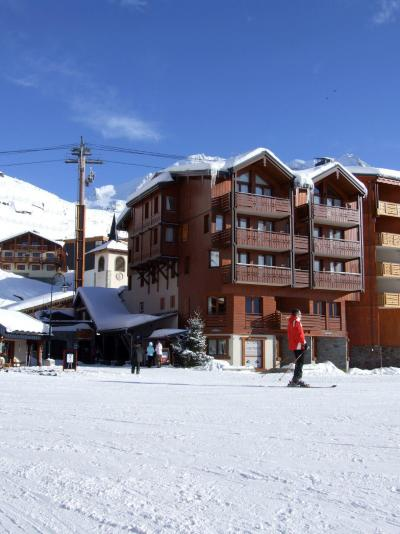 Location au ski Le Chalet Diamant - Val Thorens