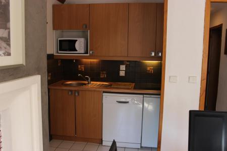 Location au ski Appartement 3 pièces 6 personnes (22) - Le Chalet Diamant - Val Thorens - Cuisine