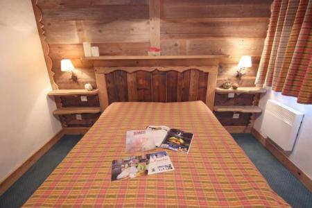 Location au ski Appartement 3 pièces 6 personnes (32) - Le Chalet Diamant - Val Thorens - Lit simple