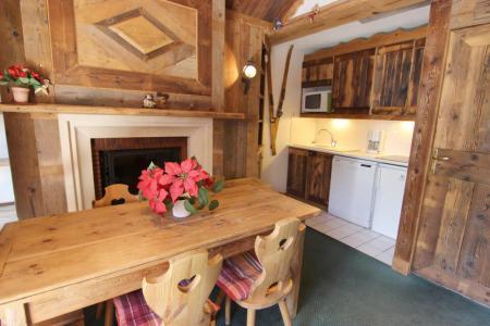 Location au ski Appartement 3 pièces 6 personnes (32) - Le Chalet Diamant - Val Thorens - Séjour