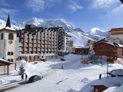 Location au ski Le Chalet Diamant - Val Thorens - Chambre