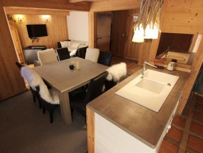 Location au ski Appartement duplex 4 pièces cabine 8 personnes (12) - Le Chalet Peclet - Val Thorens