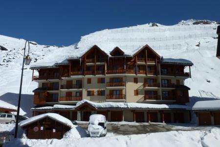 Location au ski Le Chalet Peclet - Val Thorens