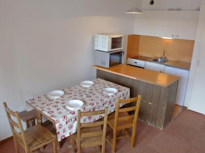 Rent in ski resort 1 room apartment 4 people (1) - Le Lac Blanc - Val Thorens - Apartment