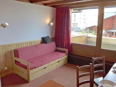 Rent in ski resort 1 room apartment 4 people (1) - Le Lac Blanc - Val Thorens - Apartment